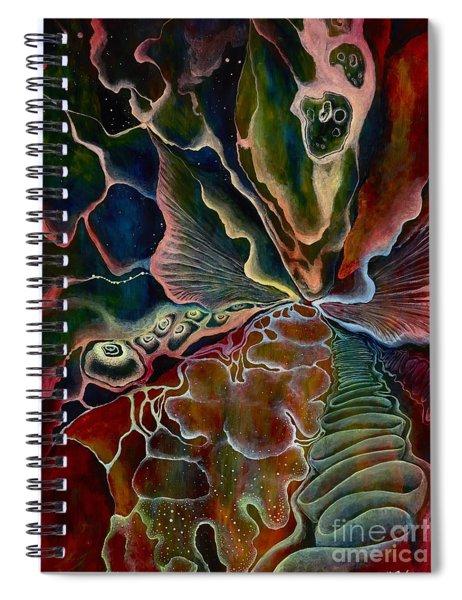 The First Sound Spiral Notebook