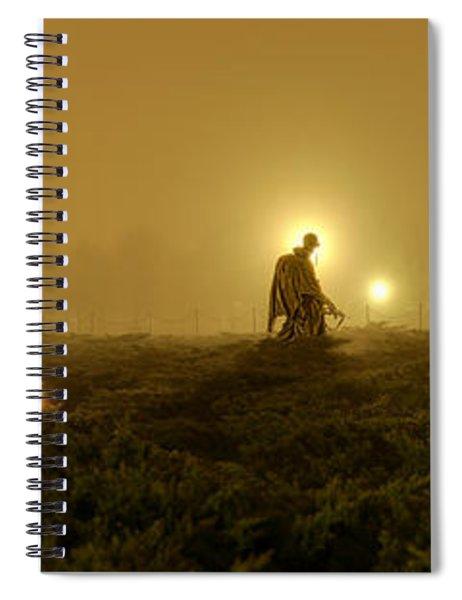 The Fog Of War #1 Spiral Notebook