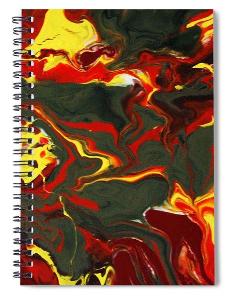The Free Spirit 1 Spiral Notebook