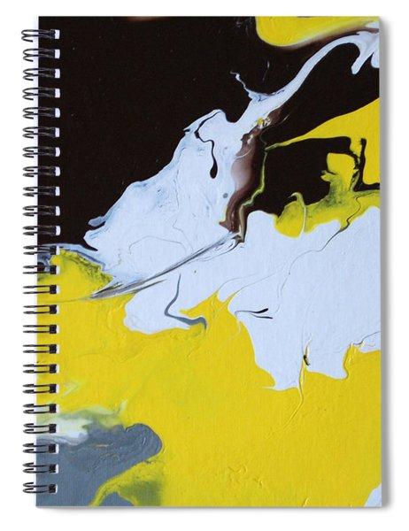 The Free Spirit 2  Spiral Notebook
