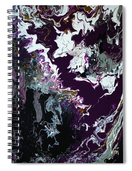 The Free Spirit 4 Spiral Notebook