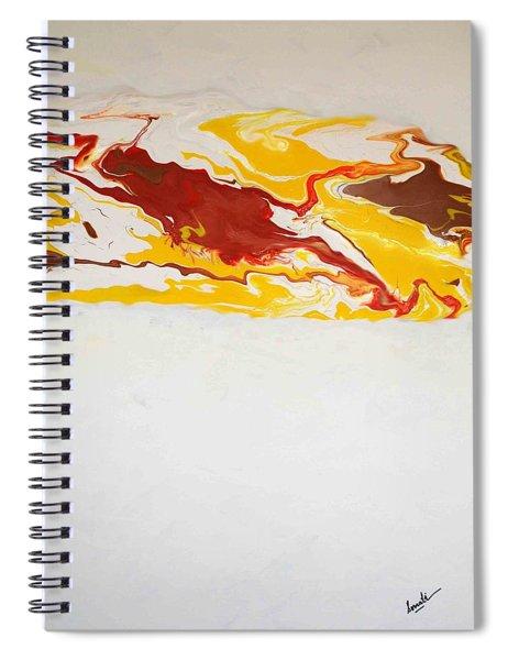 The Free Spirit 5 Spiral Notebook