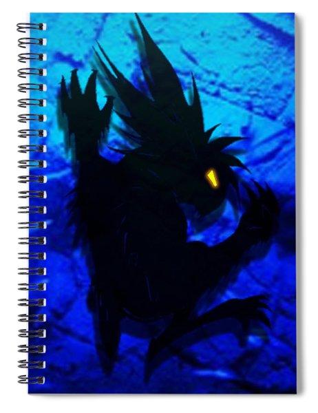 The Gargunny Spiral Notebook