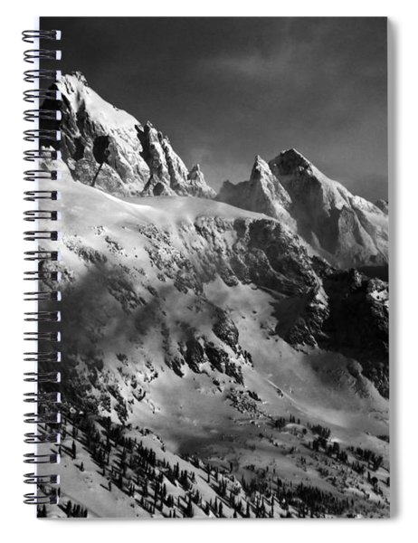 The Gathering Storm Spiral Notebook