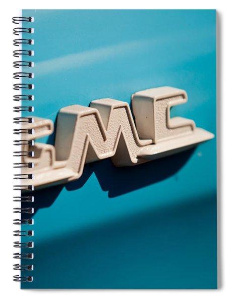 The Gmc Spiral Notebook