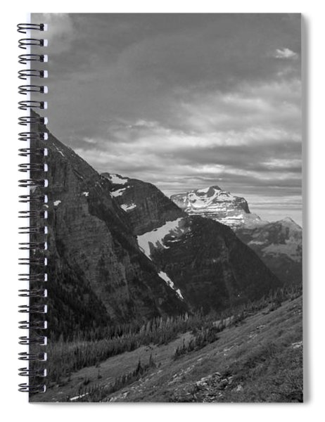 The Goat Spiral Notebook