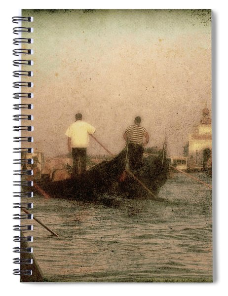 The Gondoliers Spiral Notebook