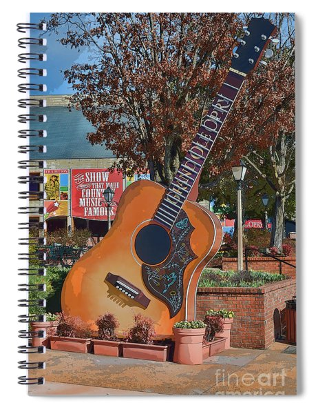 The Grand Ole Opry Spiral Notebook