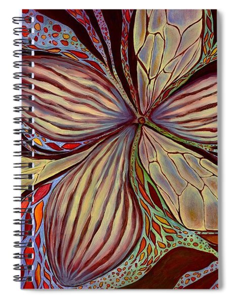 The Great Pollination Spiral Notebook