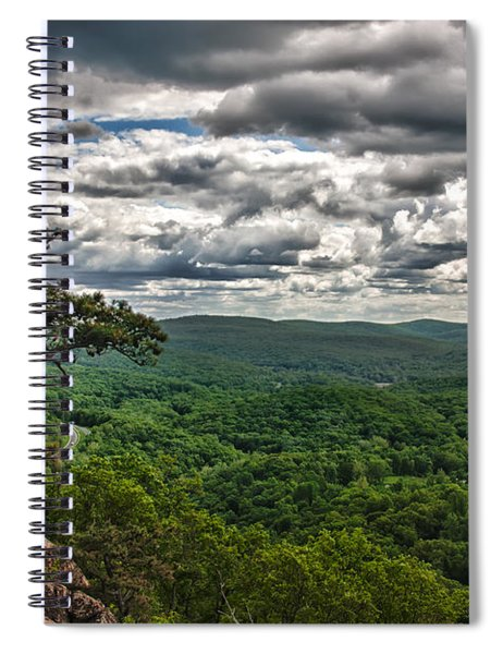 The Great Valley Spiral Notebook