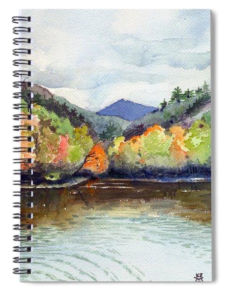 The Greenbriar River Spiral Notebook