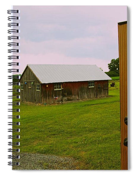 The Grounds Spiral Notebook