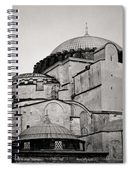 The Hagia Sophia Spiral Notebook