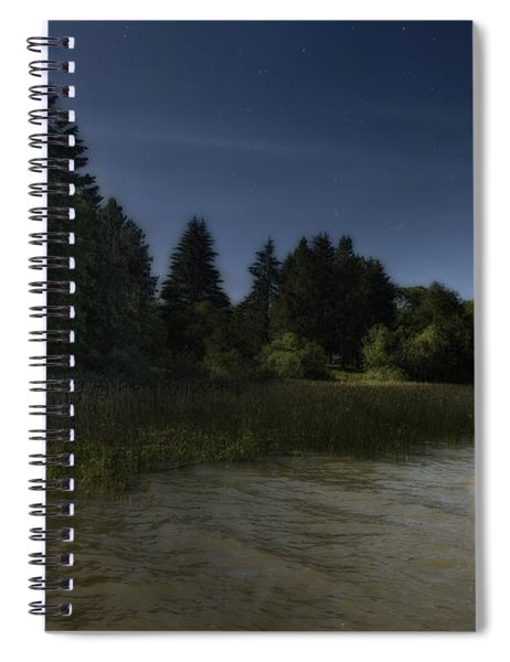 The Haunting Spiral Notebook