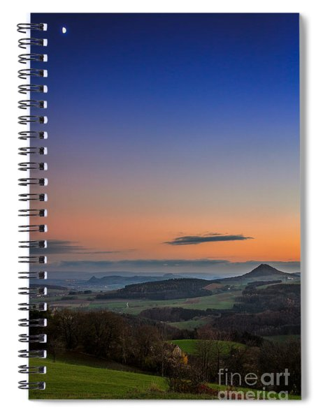 The Hegauview Spiral Notebook