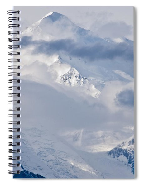 The High One Spiral Notebook