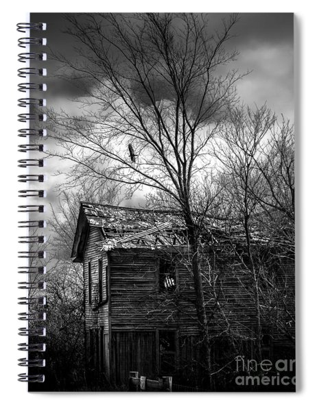 The House Spiral Notebook