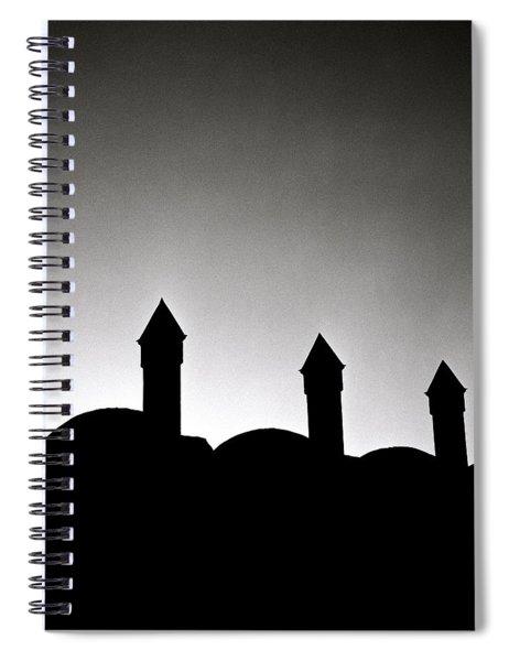 Timeless Inspiration Spiral Notebook