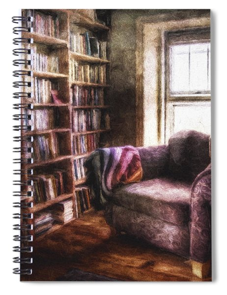 The Joshua Wild Room Spiral Notebook
