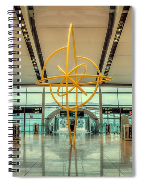 The Journey Home Spiral Notebook