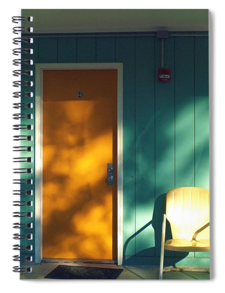 The Joy Motel Spiral Notebook