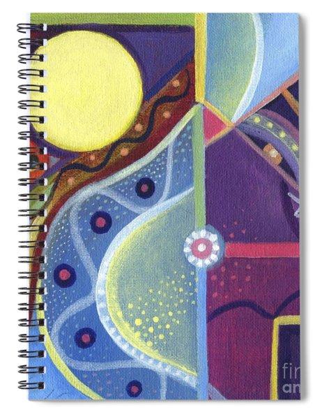 The Joy Of Design Xl Spiral Notebook