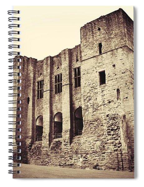 The Keep Spiral Notebook