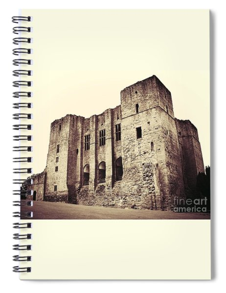 The Keep Spiral Notebook