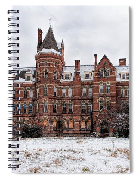 The Kirk Spiral Notebook