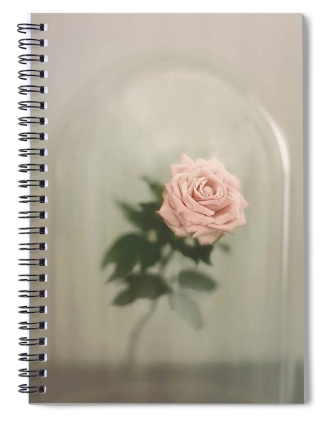 The Last Rose Spiral Notebook