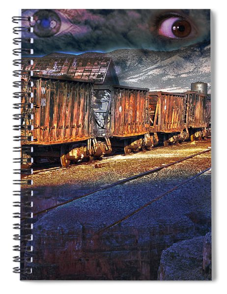 The Last Shipment Spiral Notebook