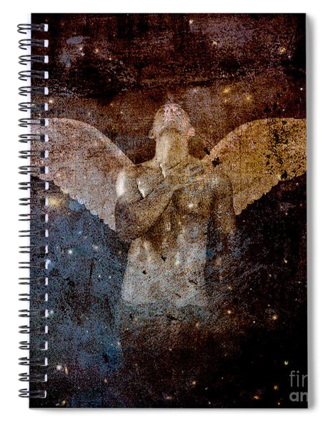 The Last Angel  Spiral Notebook