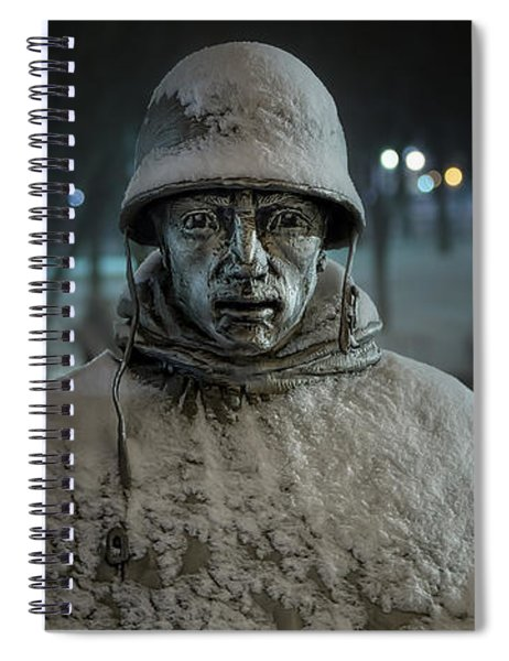 The Lead Scout Spiral Notebook
