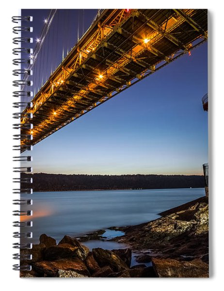 The Little Red Lighthouse Spiral Notebook