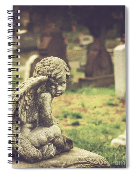 The Littlest Angel Spiral Notebook