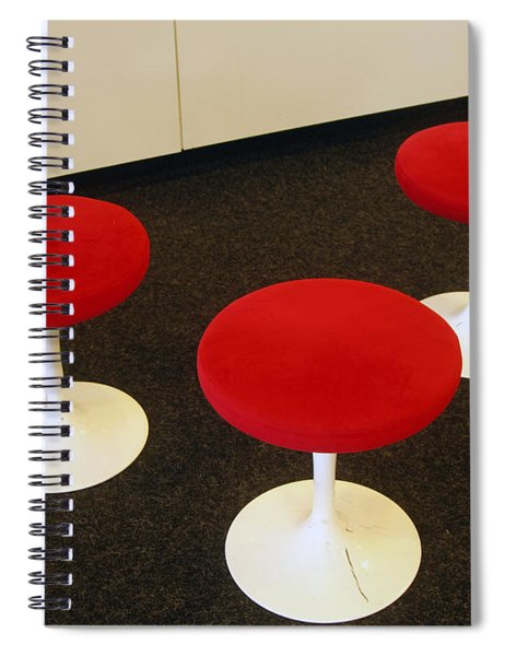 The Lobby Spiral Notebook