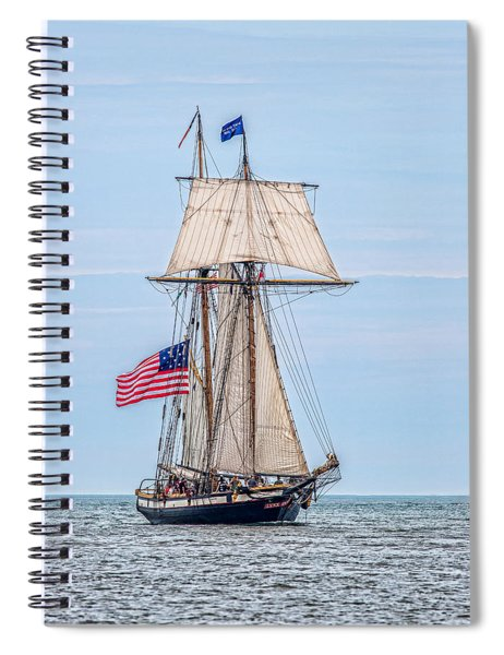The Lynx Spiral Notebook