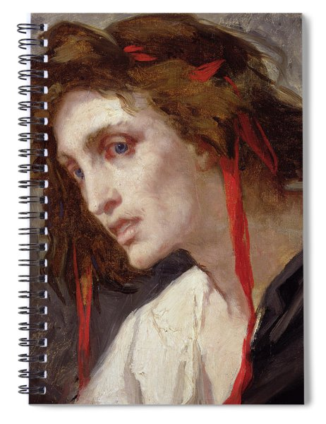 The Madman Spiral Notebook
