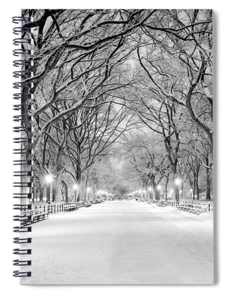 The Mall Spiral Notebook