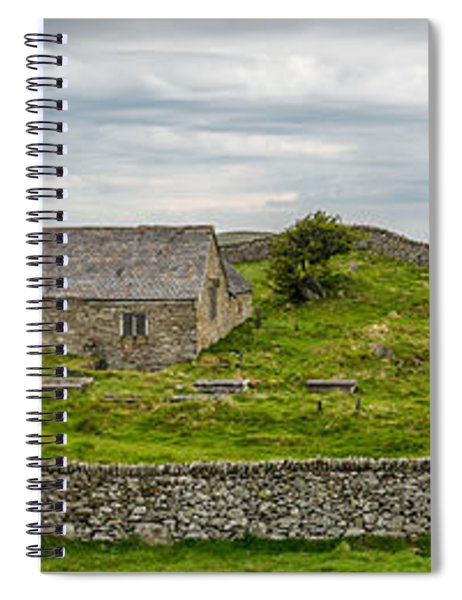 The Mens Chapel Spiral Notebook
