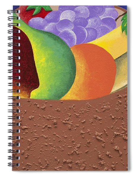 The Messenger Spiral Notebook