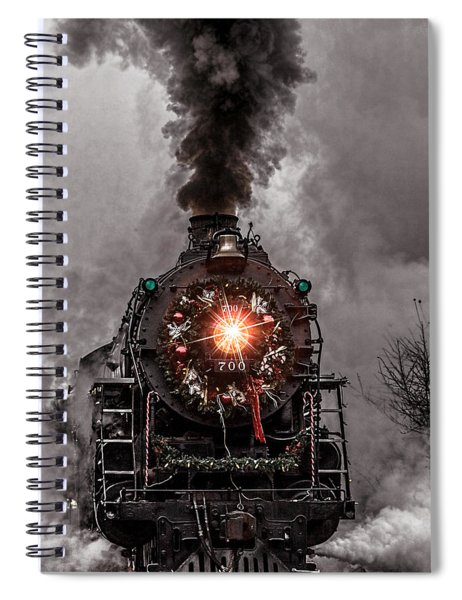 The Mighty 700 Spiral Notebook