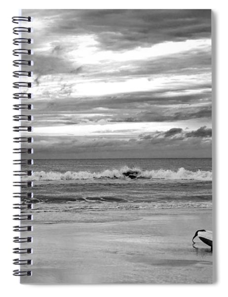 The Moment Spiral Notebook