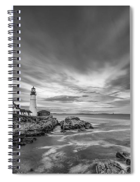 The Motion Of The Lighthouse Spiral Notebook