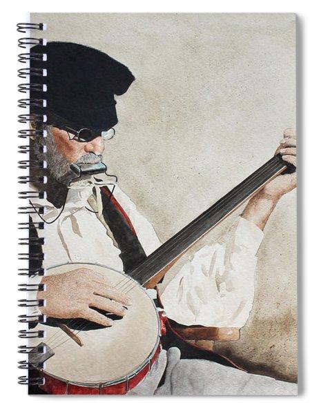 The Music Man Spiral Notebook