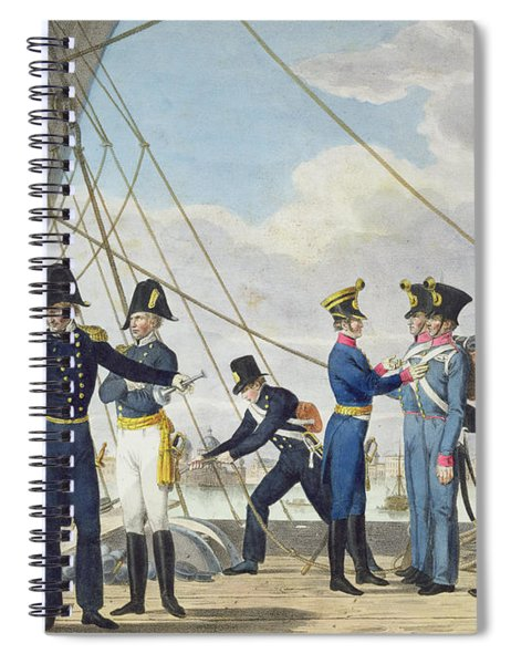 The New Imperial Royal Austrian Navy Spiral Notebook