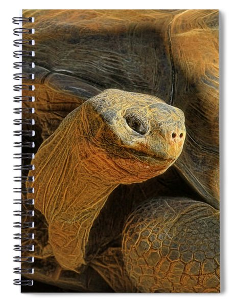 The Old Guy Spiral Notebook