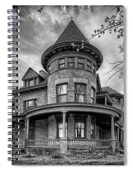 The Old House 2 Spiral Notebook