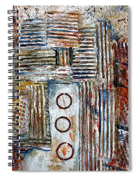 The Old Mine Spiral Notebook