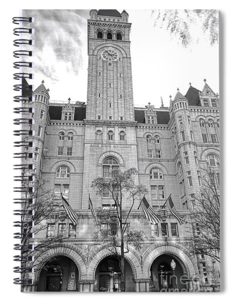 The Old Post Office  Spiral Notebook